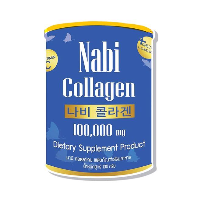 NABI Collagen Calcium L-theonate รีวิว